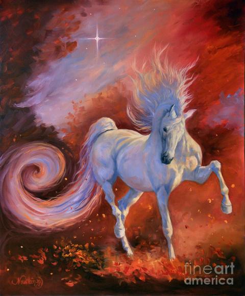 Шаблоны, трафареты, картинки лошадей для вашего творчества