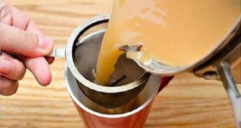 Имбирный чай: растворяет кам…