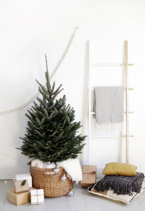 Идеи новогоднего декора для …