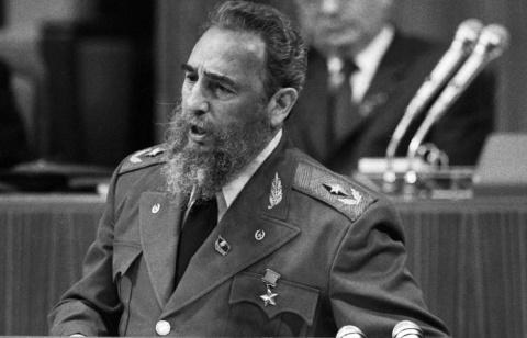 """""""Из плеяды великих, поменявших мир"""": политики о роли Фиделя Кастро в истории"""