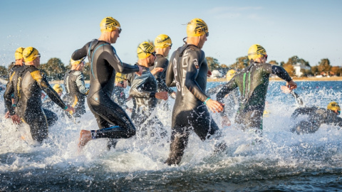 Путь к Ironman: три вдохновл…
