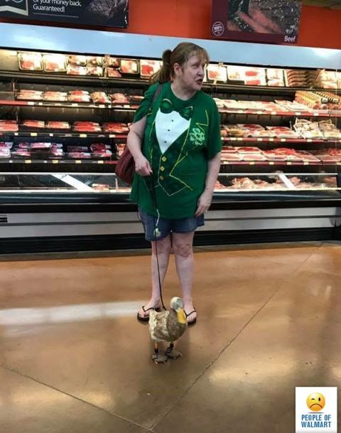 Спятившая Америка или обезумевшие покупатели американских супермаркетов (II)