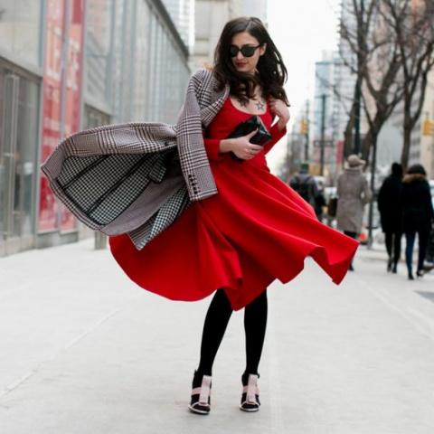 Самые актуальные тенденции уличной моды