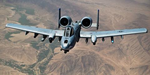 МОЛНИЯ: ИГИЛ: Американский штурмовик А-10сбит вСирии