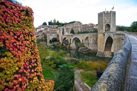 Отпуск самостоятельно - Каталония