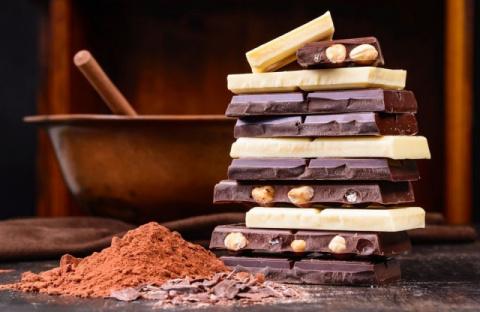 Как выбрать настоящий шокола…