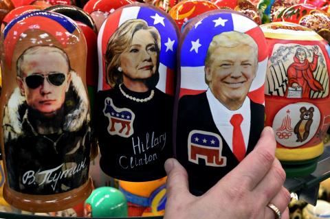 ZDF: избранием Трампа Москва…