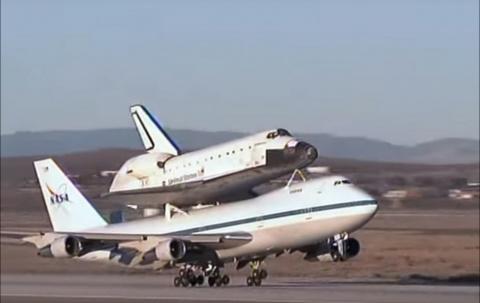 NASA опубликовало архивы исп…