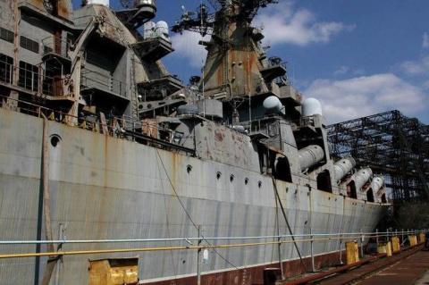 Украинский суперкрейсер буде…