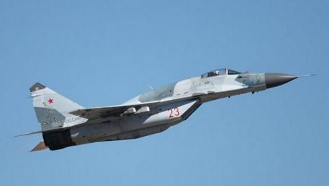 Россия передаст Сербии шесть истребителей МиГ-29 в ближайшее время
