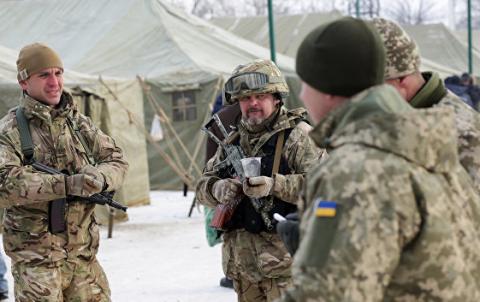 Киев хочет вернуть линии разграничения 2014 года