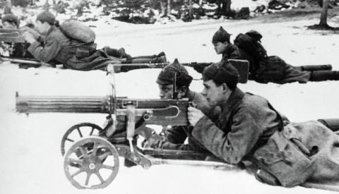 О советской «агрессии» 1939-…