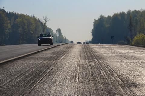 Как ездить во время дорожных работ: 5 важных правил