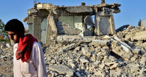 Граждане Йемена обвиняют ООН…