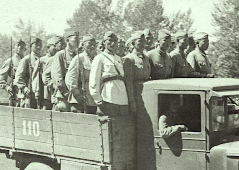 Тувинцы: почему фашисты назвали их «Чёрная Смерть»