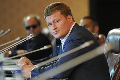 Представители Поветкина опоздали на вскрытие допинг-пробы Б спортсмена