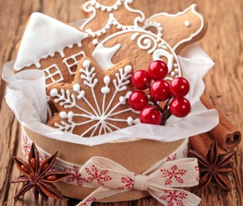 Рождественские сладости. Рецепт
