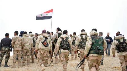 Сирийская армия продолжает о…