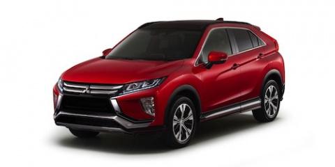Mitsubishi может начать выпуск нового Eclipse Cross в РФ