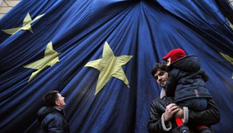 ЕС предоставил Украине безвизовый режим