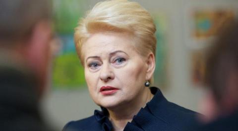 Литва получила мощный удар п…