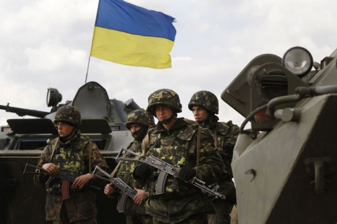 Бойцы 72-й бригады ВСУ отказ…