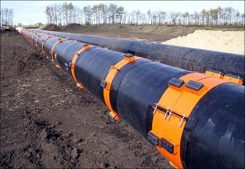 Нефтепровод Одесса-Броды: в …