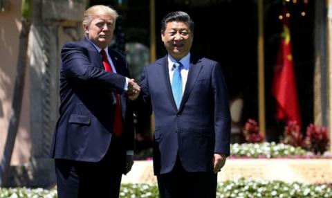 Поделят ли США и КНР мир на …