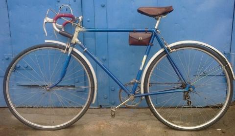 9 советских велосипедов: нос…