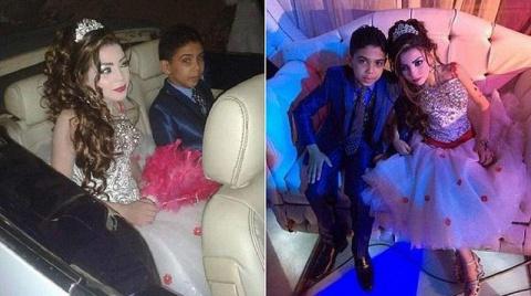 12-летний мальчик женится на 11-летней кузине