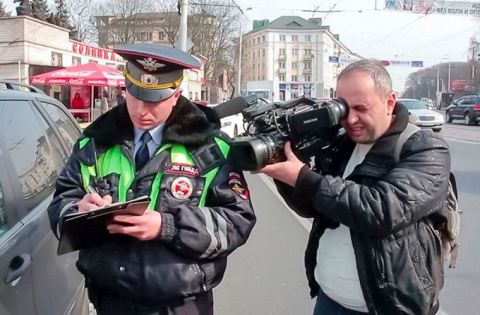 ГИБДД дала официальные разъяснения по поводу видеосъемки