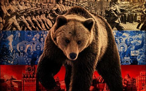 Россия «никому не нужна», поэтому важно отобрать у неё ресурсы и территории