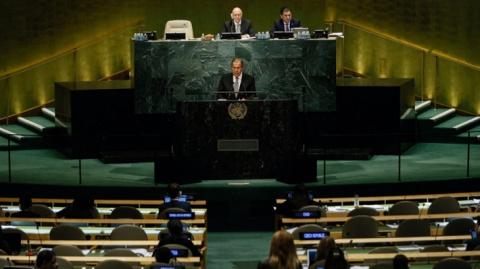 Сирия: Лавров раскрыл глаза …