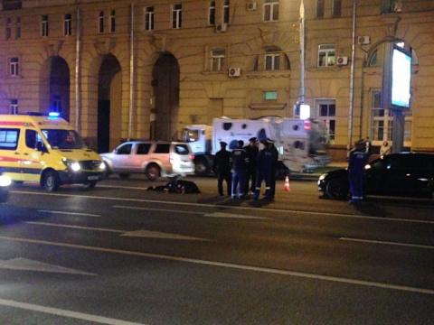 5 фактов о том, как блатной «Мерс» сбил насмерть гаишника в Москве