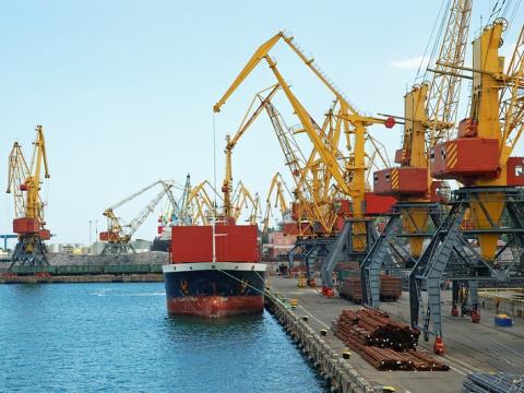 Российские порты вышли на рекорд