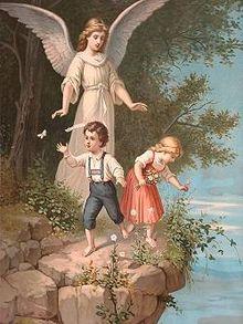 Ангелы-хранители: 8 правил общения