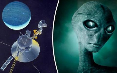 Инопланетяне поймали «Вояджер-2» и посылают при помощи него сигналы на Землю