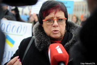 Латышская журналистка обозва…
