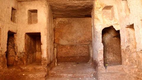 Гробница армянского царя Абгара V обнаружена на территории Турции