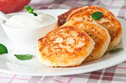 Рецепт вкусного теста для сырников