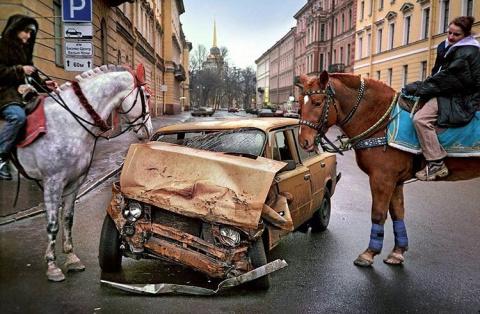 Петербург в восхитительных фотографиях Александра Петросяна