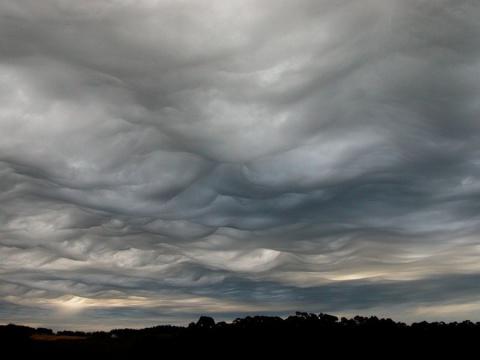Метеорологи официально признали существование «облаков Судного дня»