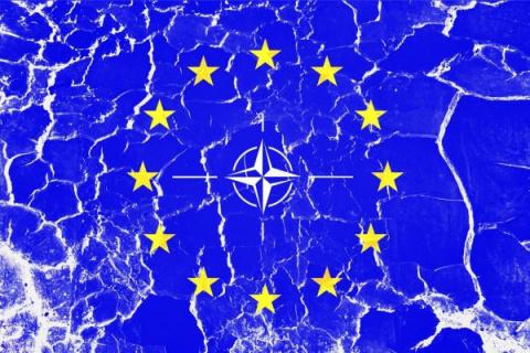 НАТО деградировало… Утечка и…