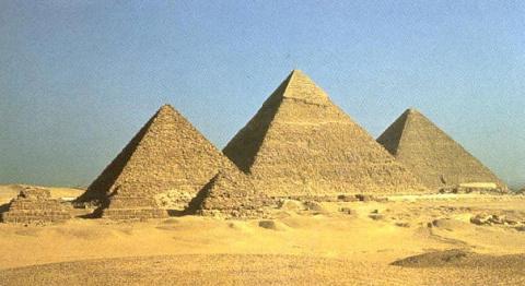 Стало известно, кто построил египетские пирамиды