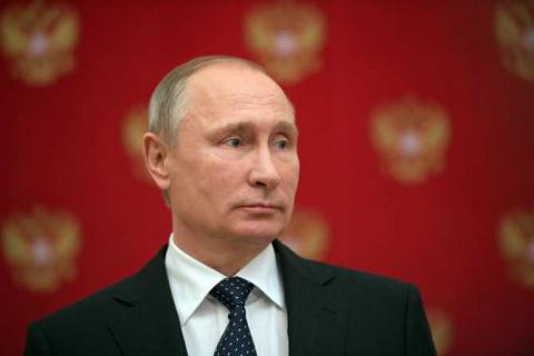 Путин: террористов в Сирии м…