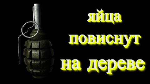 Яйца повиснут на дереве! Остерегайтесь московских дач - Рабочие в шоке!