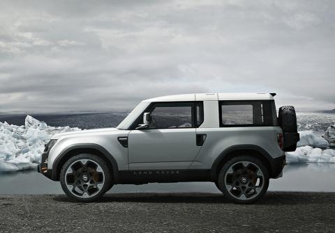 Преемника Land Rover Defende…