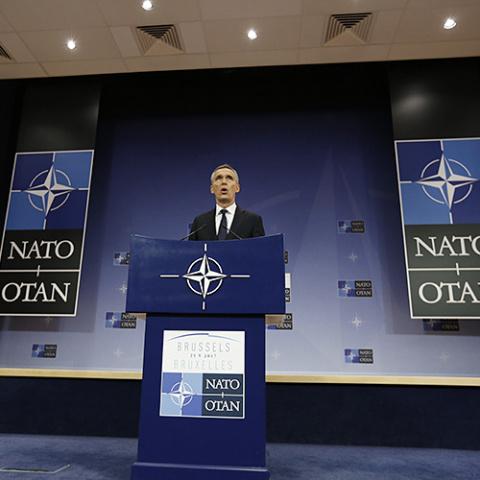 Генсек НАТО заявил о стремле…
