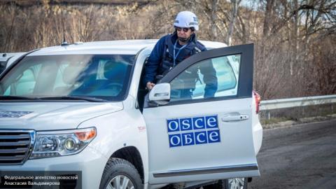 ОБСЕ: остановить конфликт в Донбассе можно за одну ночь