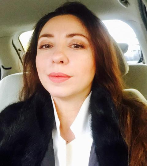 Олеся Яхно-Белковская негоду…